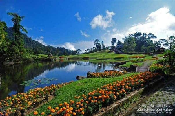 Borneo Highland Resort