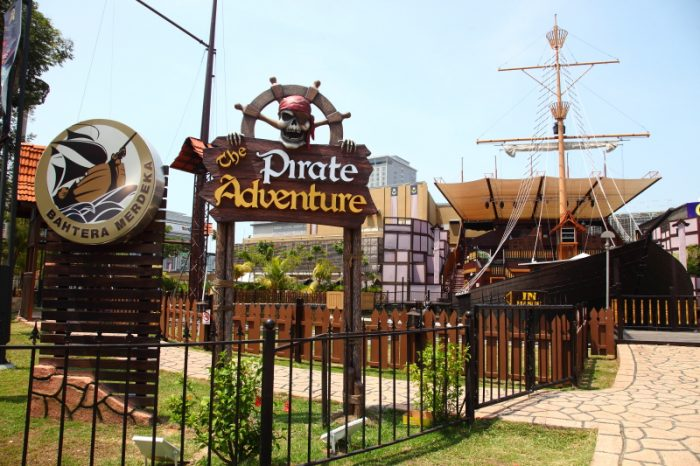 The Pirate Adventure – Melaka Alive