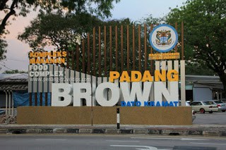 padang brown