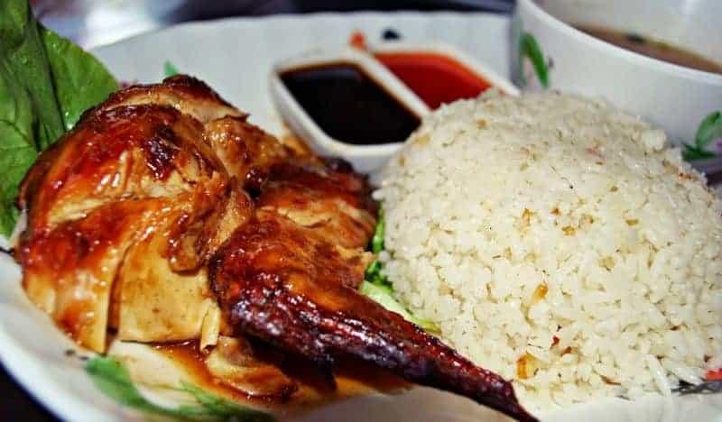 Resepi Nasi Ayam