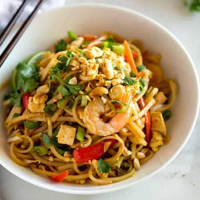 Resepi Masakan Ala Thai yang Mudah dan Lazat
