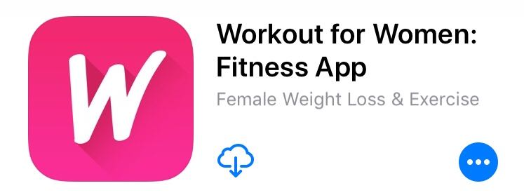 Workout Application