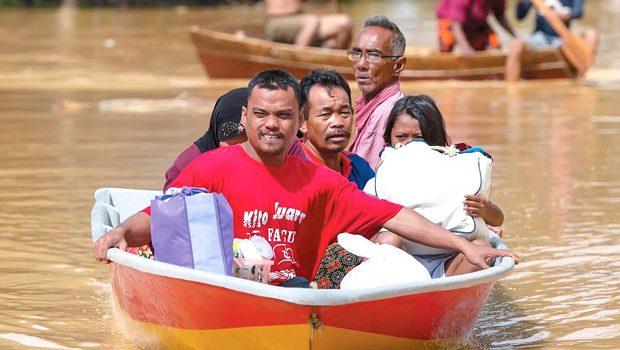 Tips Persediaan Menghadapi Banjir