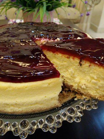 kek cheese blueberry