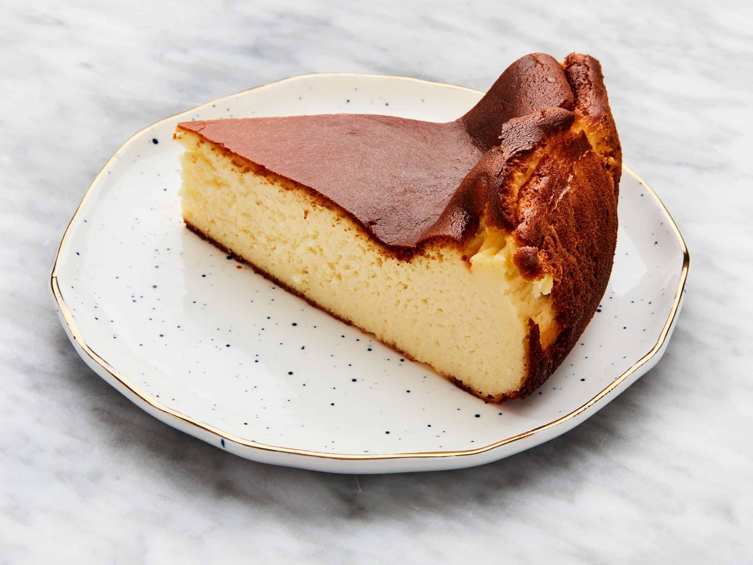 burnt-basque-cheesecake