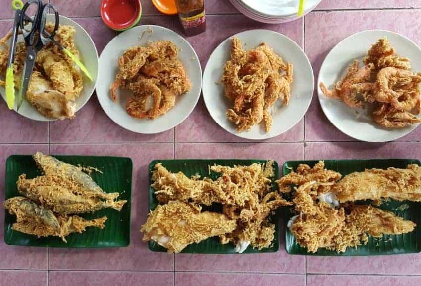 Warung Pok Nong (Ikan Celup Tepung-ICT)