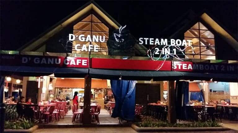 D'Ganu Cafe Steamboat