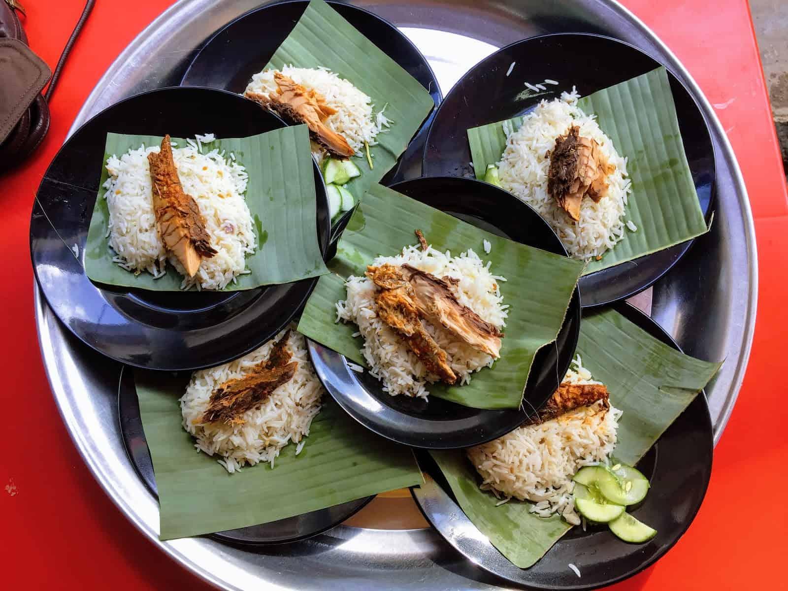 Nasi Dagang Atas Tol