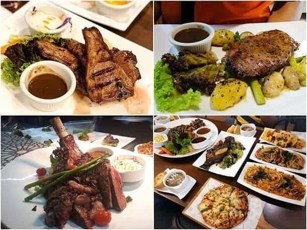Pavillion Steak & Grill Bangi
