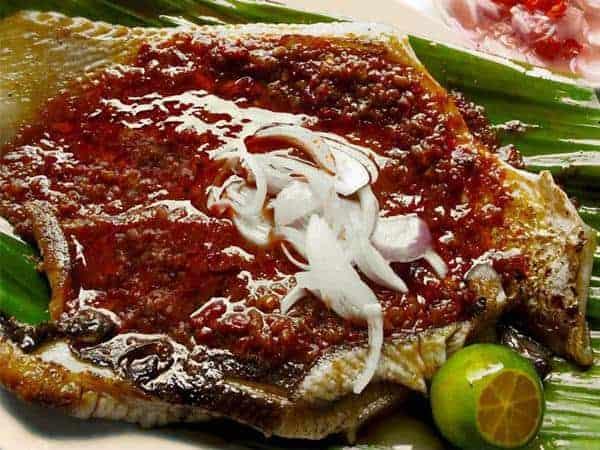Medan Ikan Bakar Parameswara