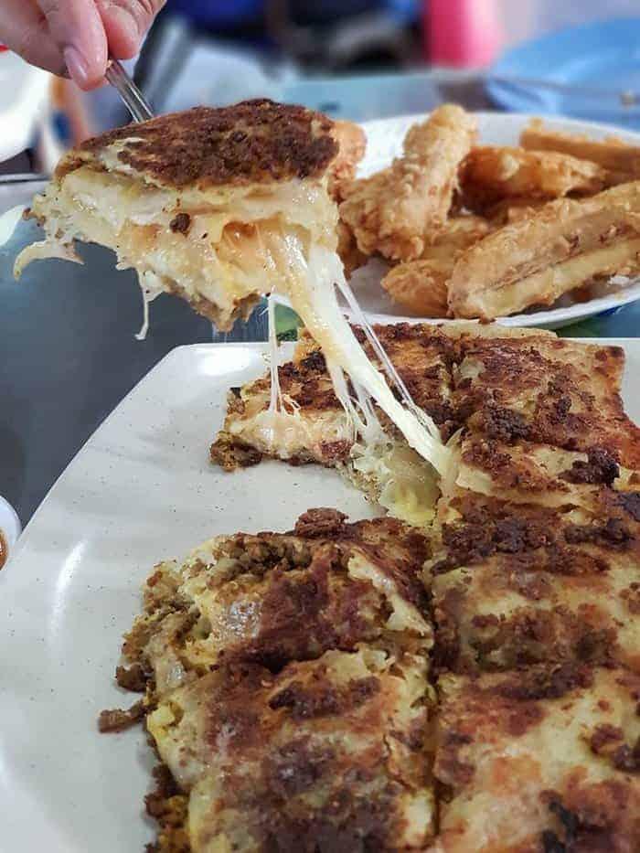 Murtabak Majid Special Cheese
