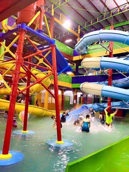 TS Wonderland Indoor Water Theme Park | Johor