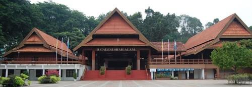 Laman Budaya, Galeri Shah Alam