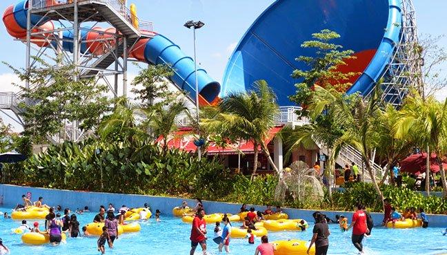 Bukit Merah Waterpark, Perak
