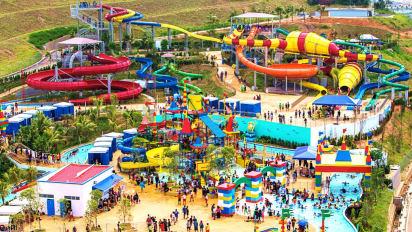 LEGOLAND Malaysia Water Park Johor