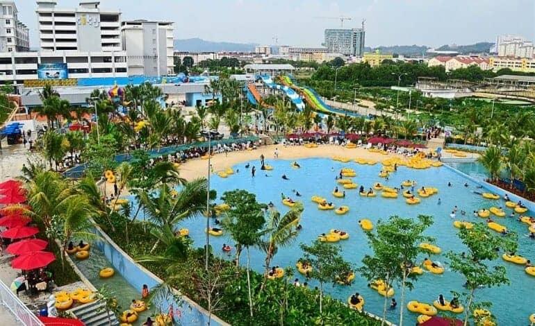 Waterworld @ I-City Selangor