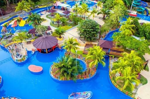 Carnivall Water Park Kedah