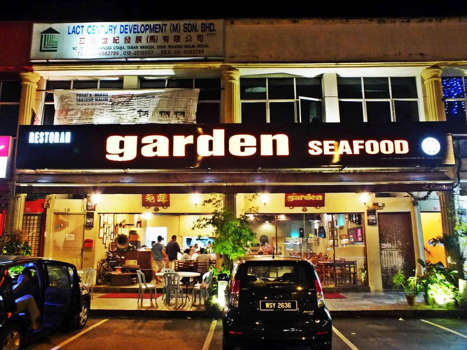 Restoran Garden Seafood