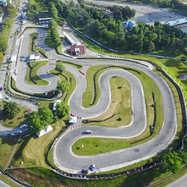 Speedway Plus Go Kart