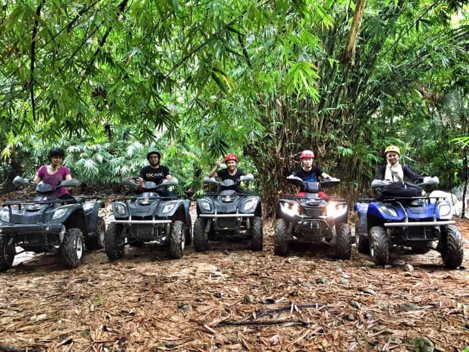 ATV Adventure Park Larut