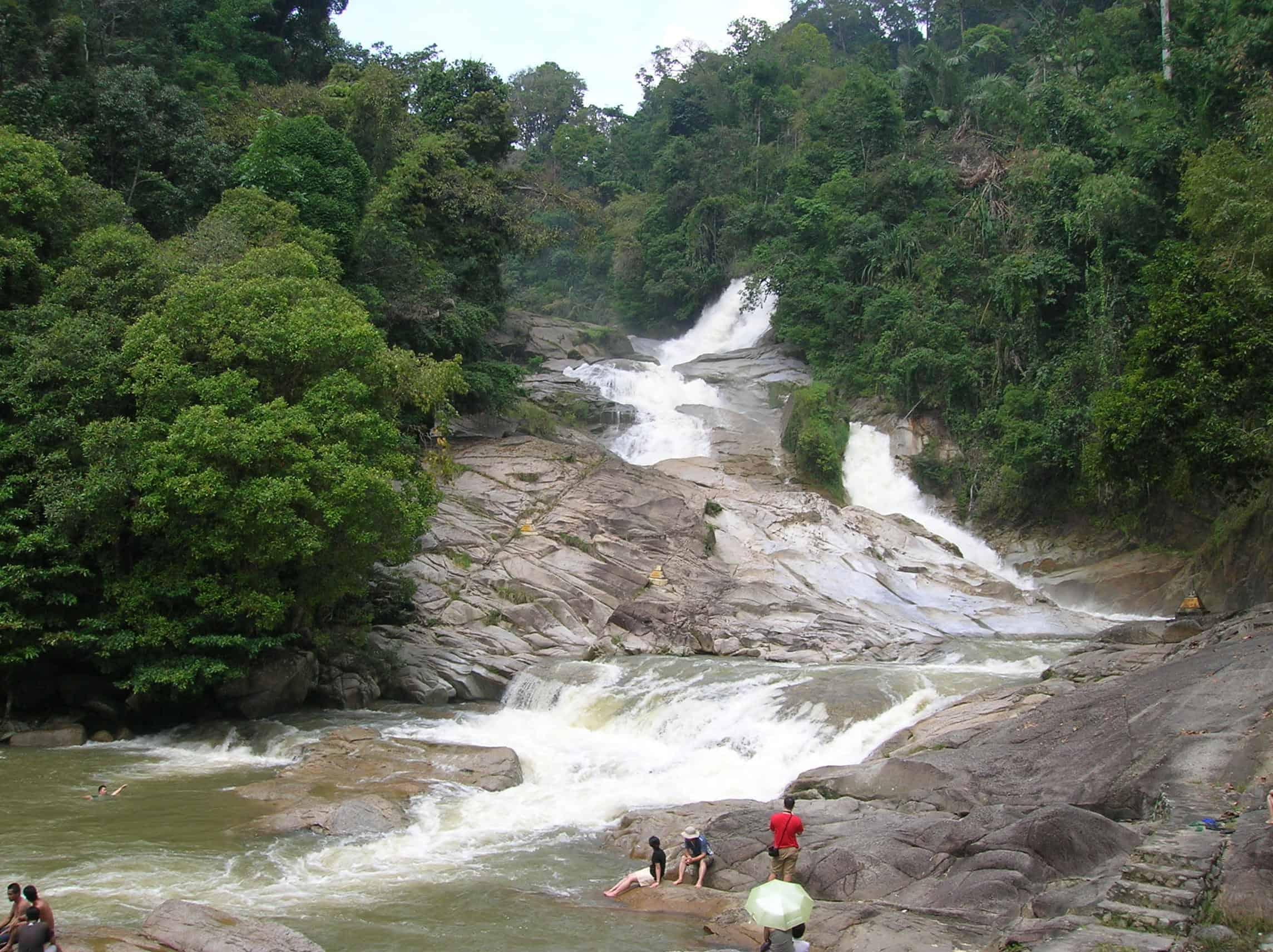 Air Terjun Chamang