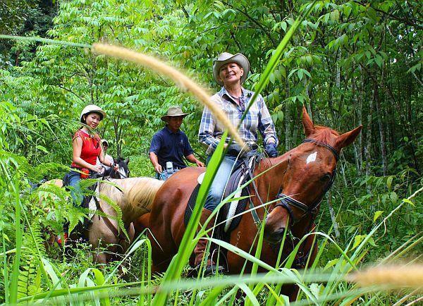 Horse Trail, Bukit Tinggi