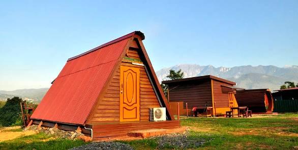 Marakau Cabin Lodge