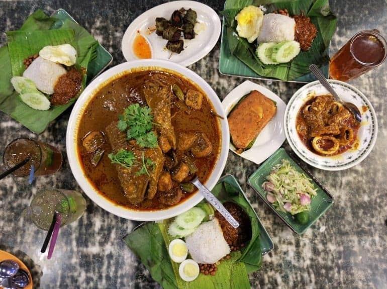 Restoran Kari Kepala Ikan SG