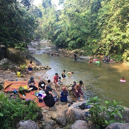 Burmese Pool Taiping (Kolam Renang Batu Besar)