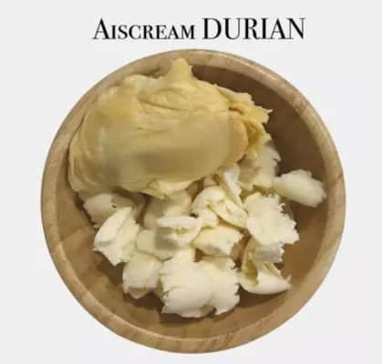 resepi aiscream durian dira juhari