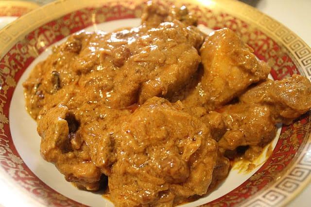 Ayam Masak Kuzi Kelantan