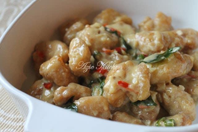 Resepi Butter Chicken Sedap dan Mudah Azie Kitchen