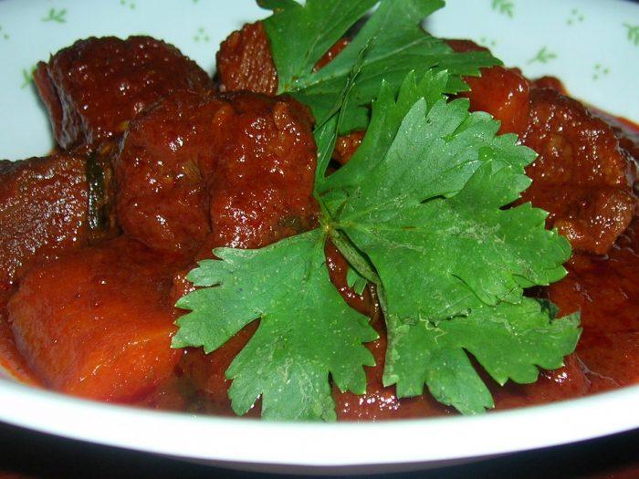 Resepi Daging Masak Merah Johor