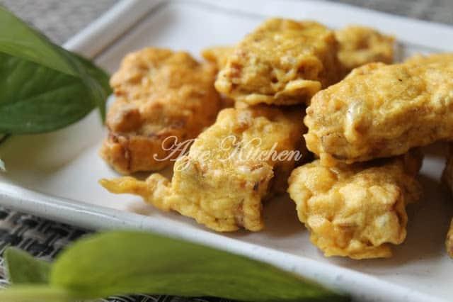 Tempe Goreng Rangup Azie Kitchen