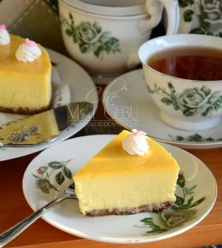 classic durian cheesecake mat gebu