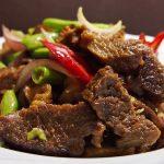 11 Resepi Daging Goreng Kunyit Sedap (Cukup Mudah Dimasak)