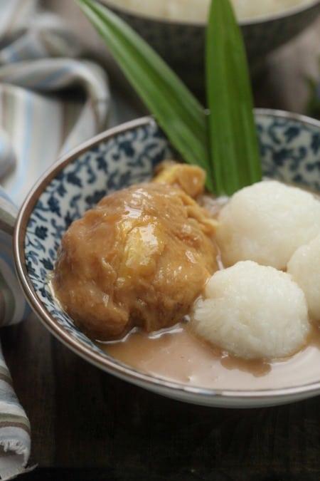 resepi serawa pulut durian azlita aziz