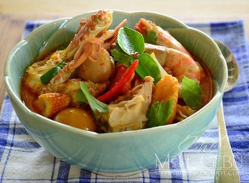 Tom Yam Thai Mat Gebu