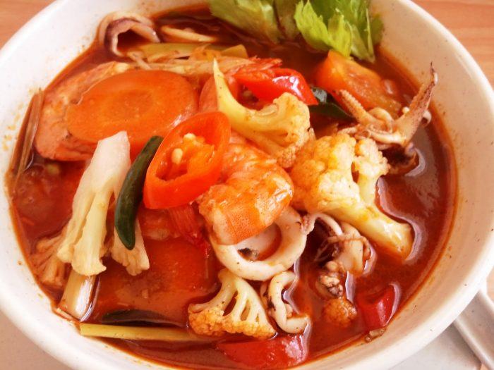 tomyam thai pekat