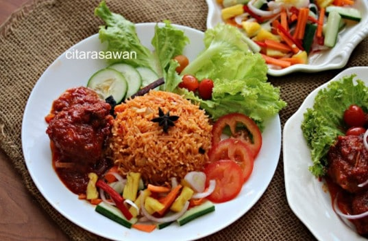 Nasi Tomato Citarasawan