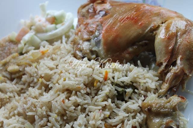 Nasi Arab Hadramaut Azie Kitchen
