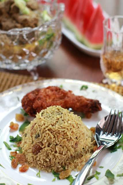 Nasi Arab Azlita Aziz