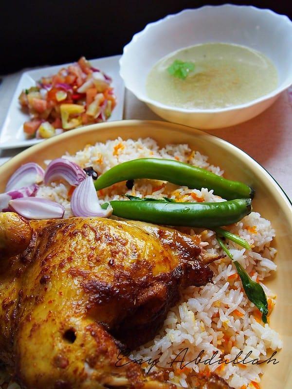 Resepi Nasi Arab Paling Simple Eny Abdullah