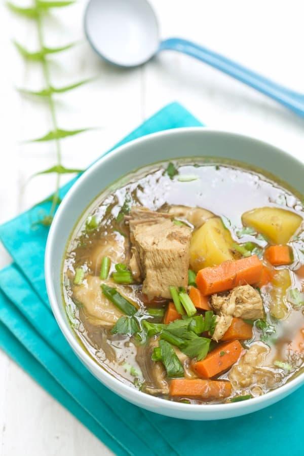 Sup Ayam Istimewa Azlita Aziz