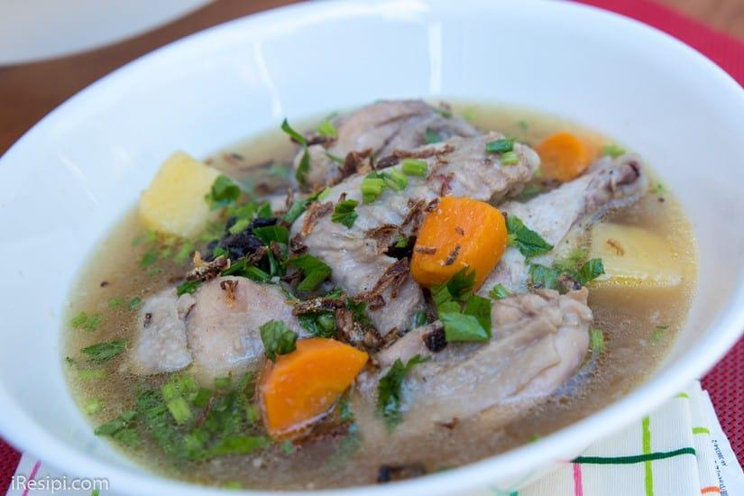 Sup Ayam Istimewa Che Nom
