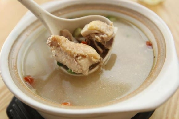 Sup Ayam Pengubat Terbaik Demam Dan Selsema