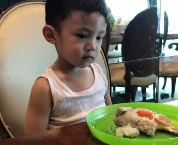sup ayam untuk yusuf